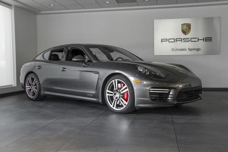 2015 Porsche Panamera GTS Colorado Springs CO