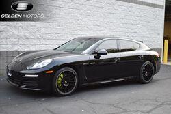 Porsche Panamera S E-Hybrid 2015