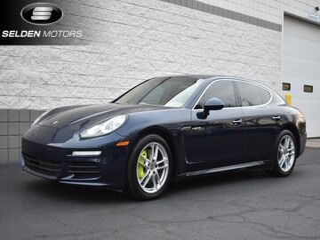2015_Porsche_Panamera_S E-Hybrid_ Willow Grove PA