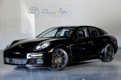 2015 Porsche Panamera S Premium Pkg Plus PASM 20 Turbo Wheels