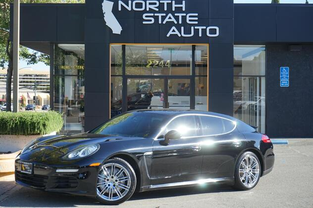 2015_Porsche_Panamera_S_ Walnut Creek CA