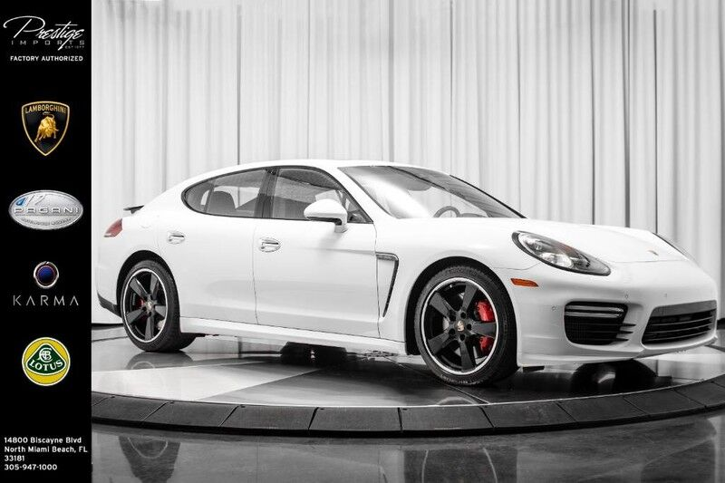 2015_Porsche_Panamera_Turbo_ North Miami FL