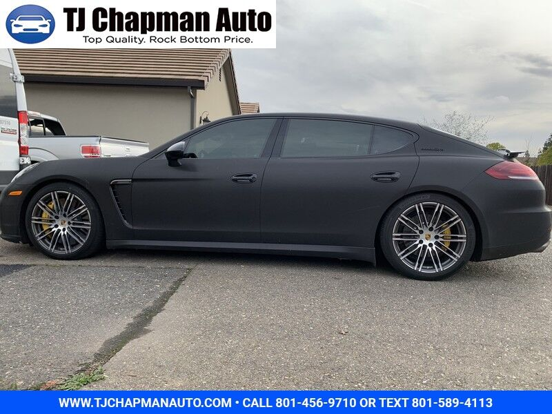 2015 Porsche Panamera Turbo S Executive Salt Lake City UT