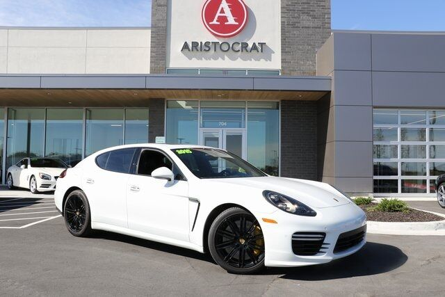 2015 Porsche Panamera Turbo S Lee's Summit MO