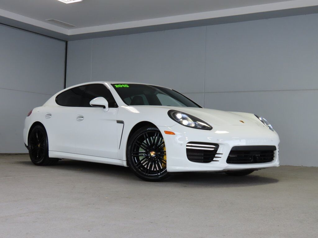 2015 Porsche Panamera Turbo S Merriam KS