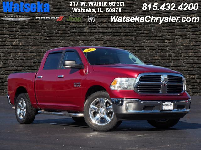 2015 RAM 1500 Big Horn Dwight IL