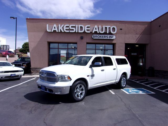2015 RAM 1500 Laramie Crew Cab SWB 4WD Colorado Springs CO