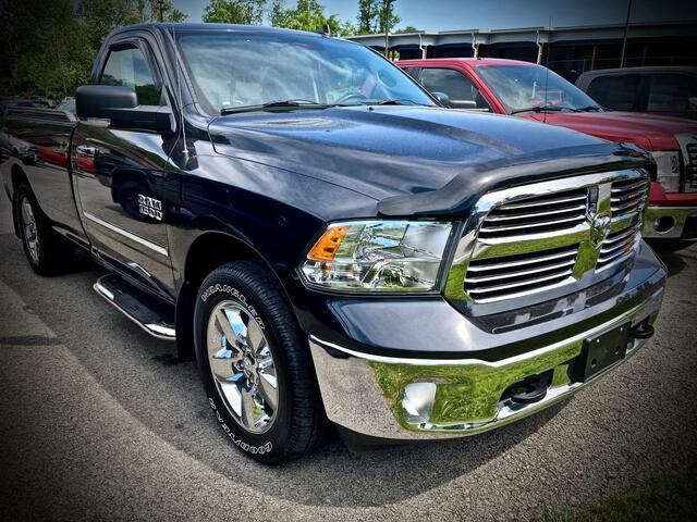 2015_RAM_1500 REGULAR CAB 4X4_BIG HORN ECODIESEL_ Bridgeport WV