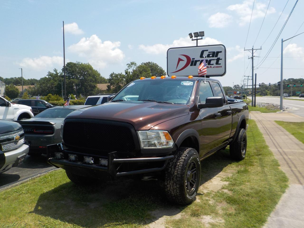 2015 RAM 1500 TRADESMAN EXTENDED CAB 4X4, LONG BED, BRUSH GUARD, TOW, FENDER FLARES, AUTOMATIC HEADLIGHTS! Virginia Beach VA