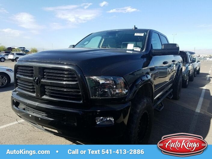 2015 RAM 2500 4WD Crew Cab Big Horn Bend OR