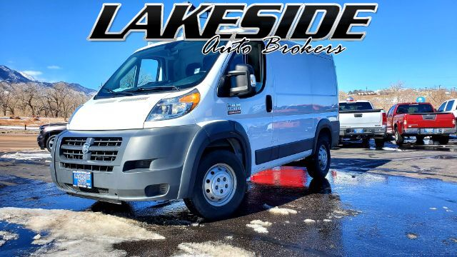 2015 RAM Promaster 1500 Low Roof Tradesman 118-in. WB Colorado Springs CO