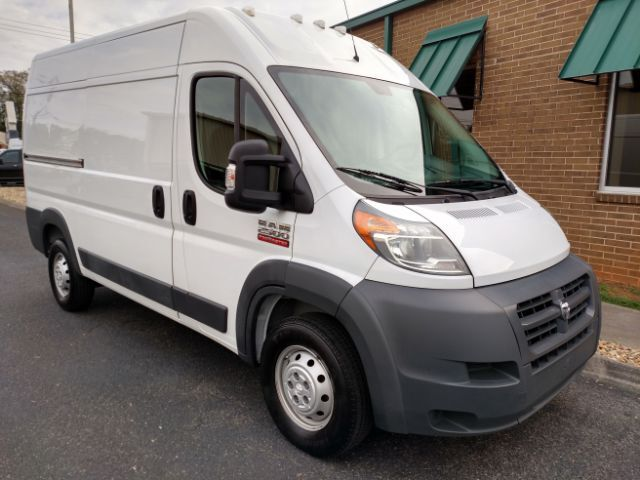 2015 RAM Promaster 2500 High Roof Tradesman 136-in. WB Knoxville TN