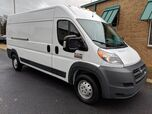 2015 RAM Promaster 2500 High Roof Tradesman 159-in. WB