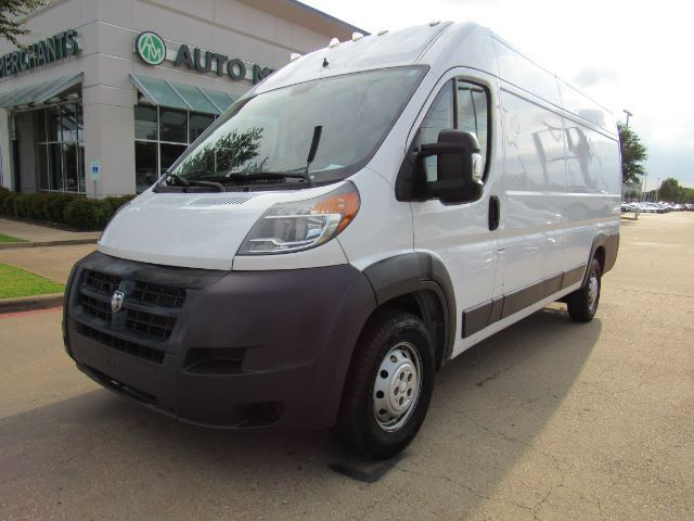 2015 RAM Promaster 3500 High Roof Tradesman 159-in. WB Ext Plano TX