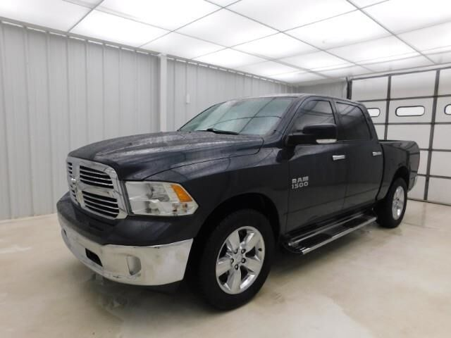 2015 Ram 1500 4WD Crew Cab 140.5 Big Horn Manhattan KS