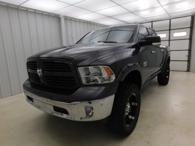 2015 Ram 1500 4WD Crew Cab 140.5 Lone Star Manhattan KS