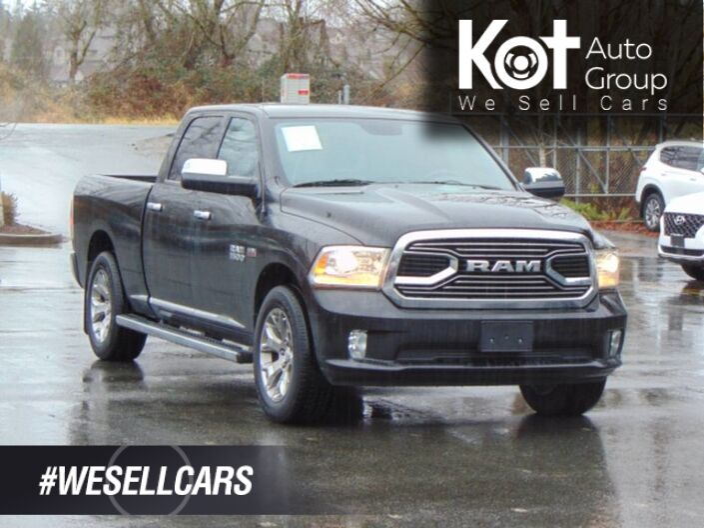 2015 Ram 1500 4WD Crew Cab 149 Laramie Limited *Ltd Avail* Kelowna BC