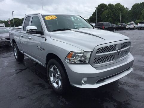 2015_Ram_1500_4WD EXPRESS_ Evansville IN