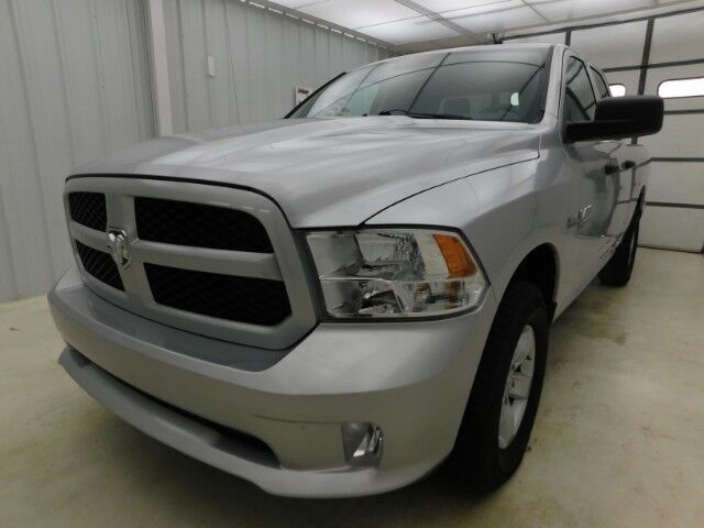 2015 Ram 1500 4WD Quad Cab 140.5 Express Manhattan KS