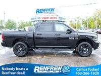 Ram 1500 4WD Sport, Sunroof, Nav, Cooled/Heated Leather Seats, Remote Start, Bluetooth, Backup Camera, SiriusXM 2015