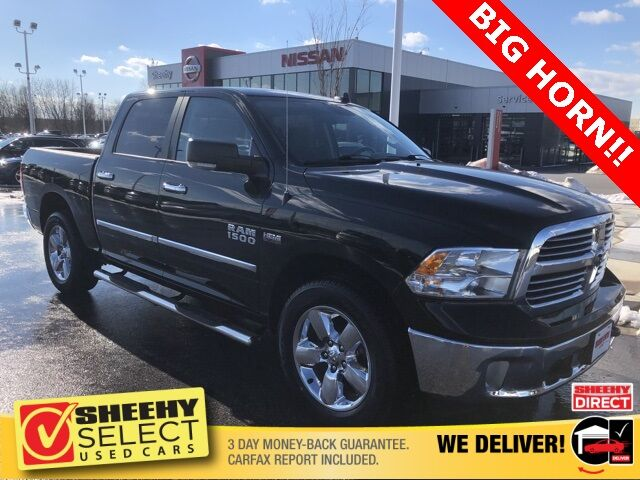 2015 Ram 1500 Big Horn White Marsh MD