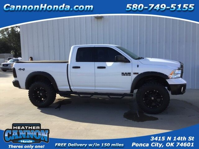2015 Ram 1500 Big Horn Ponca City OK