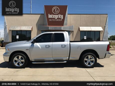 2015 Ram 1500 Big Horn Wichita KS