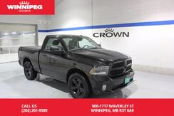 2015_Ram_1500_Blackout Edition/5.7L Hemi/Bluetooth/Rear view camera/One Owner_ Winnipeg MB