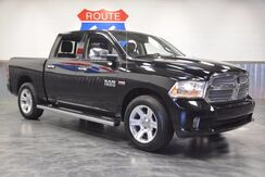 2015_Ram_1500_CREWCAB 4WD 'LARAMIE LIMITED EDITION' LEATHER! SUNROOF! NAVIGATION! CHROME WHEELS! BED COVER! 37K MILES!!_ Norman OK
