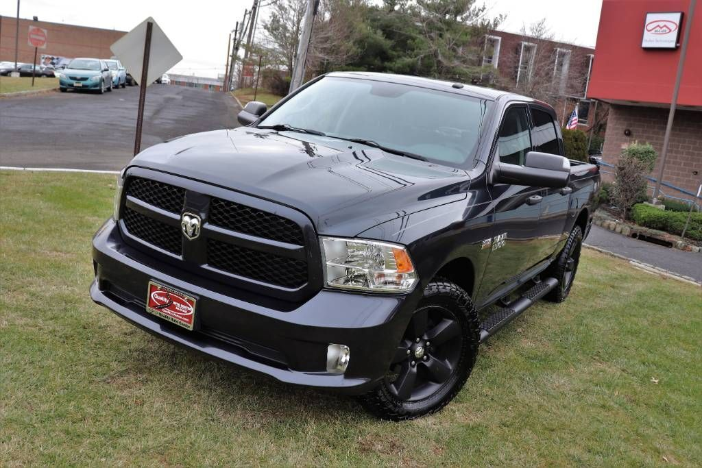 2015 Ram 1500 Express Package 5.7 Hemi Running Boards Bed Liner Springfield NJ