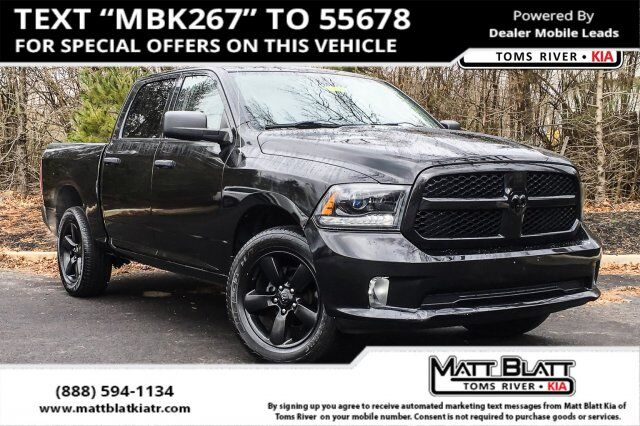 2015 Ram 1500 Express Toms River NJ