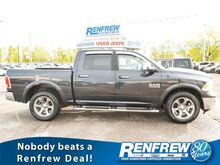 2015_Ram_1500_Laramie EcoDiesel 4x4, Sunroof, Nav, Heated/Cooled Leather, Remote Start, Bluetooth, Backup Camera_ Calgary AB