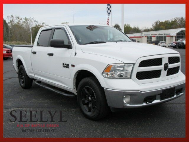 2015 Ram 1500 Outdoorsman Battle Creek MI