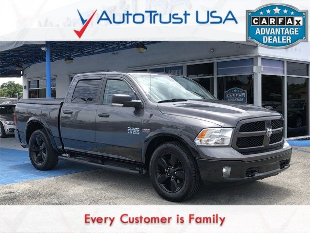 2015 Ram 1500 Outdoorsman Miami FL