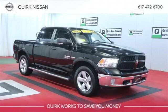 2015 Ram 1500 Outdoorsman Quincy MA