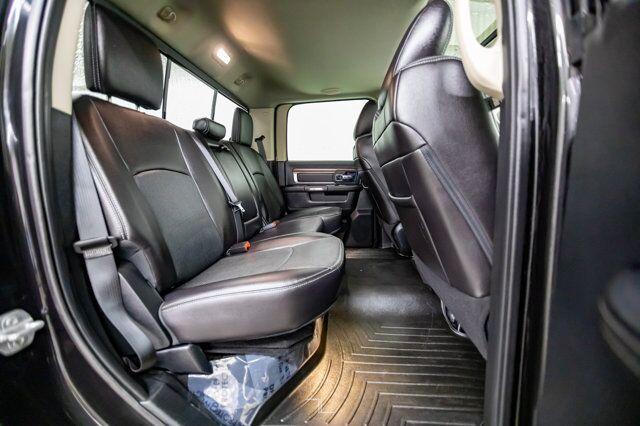 2015 Ram 2500 4x4 Crew Cab Laramie Power Wagon HEMI Roof BCam Red Deer AB