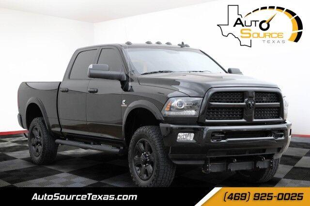 2015 Ram 2500 Laramie Richardson TX