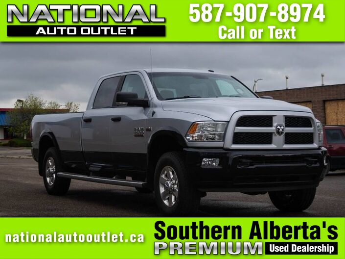 2015 Ram 2500 Outdoorsman Lethbridge AB