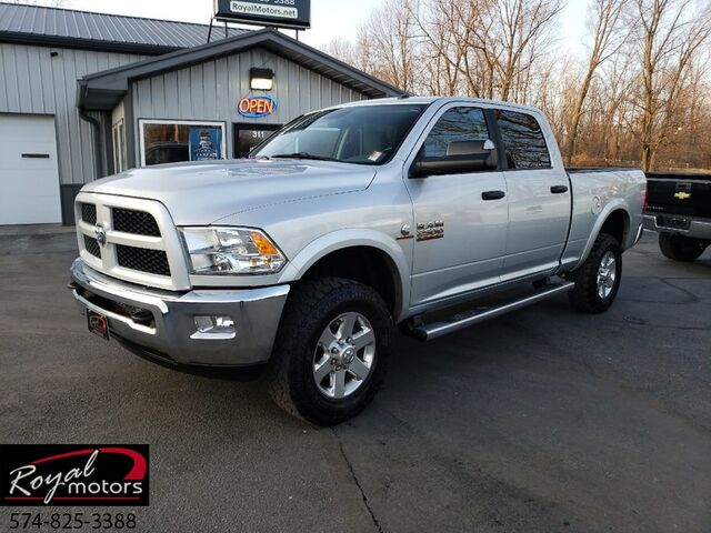 2015 Ram 2500 Outdoorsman Middlebury IN