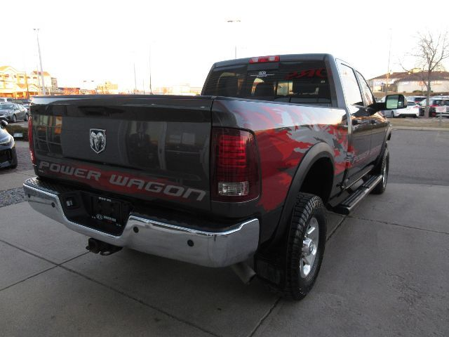 2015 Ram 2500 Power Wagon Lethbridge AB