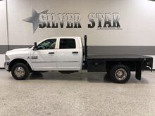2015_Ram_3500_4WD Cumins FlatBed Cab & Chassis_ Dallas TX