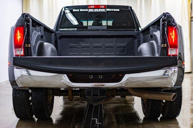 2015 Ram 3500 4x4 Crew Cab SLT Dually Diesel Manual Red Deer AB