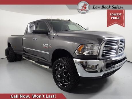 2015 Ram 3500 CREW CAB DUALLY 4X4 BIG HORN CUMMINS Salt Lake City UT