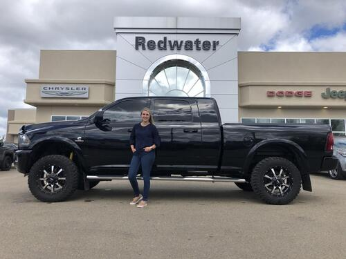 2015_Ram_3500_Laramie - Cummins Diesel - Mega Cab - Deleted and Tuned - Only 81,232 kms_ Redwater AB