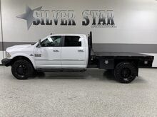 2015_Ram_3500_Laramie 4WD Cummins CrewCab FlatBed_ Dallas TX