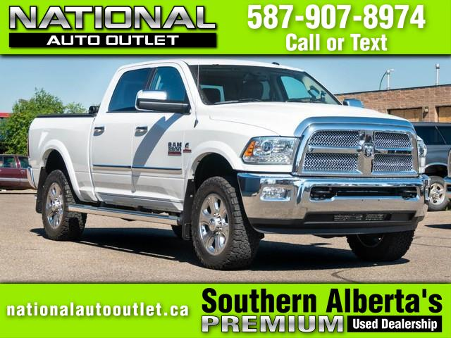 2015 Ram 3500 Longhorn Limited Lethbridge AB