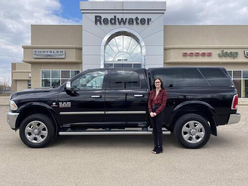2015_Ram_3500_Longhorn Limited_ Redwater AB