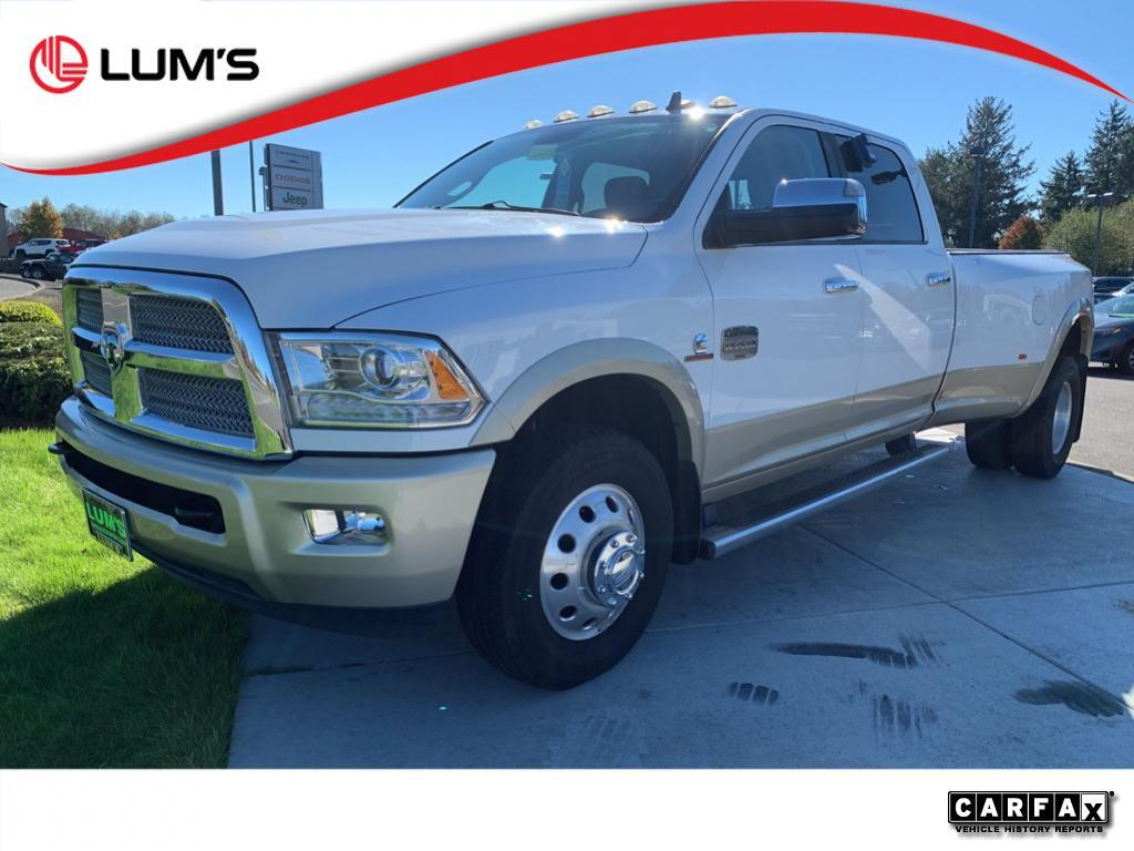 2015 Ram 3500 Longhorn Warrenton OR