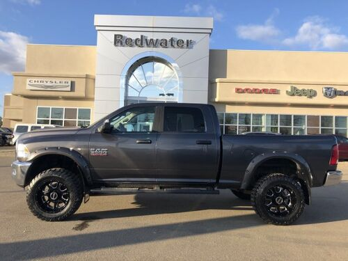 2015_Ram_3500_SLT - Rig Ready Ram - Luxury Group - New Rims & Tires_ Redwater AB