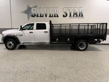 2015_Ram_5500_4WD CrewCab FlatBed Cummins_ Dallas TX